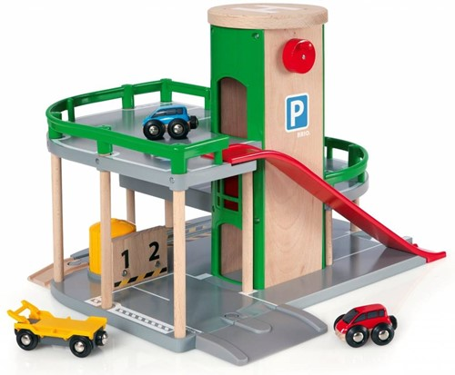 BRIO Garage rail / route - 33204