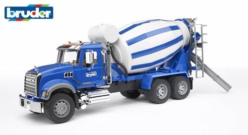 BRUDER MACK Granite Cement mixer véhicule pour enfants