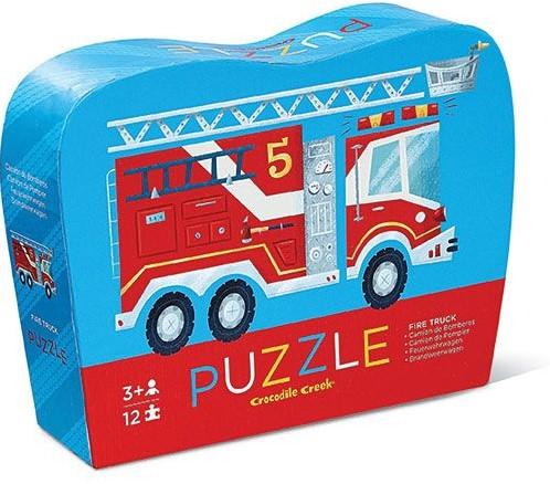 Crocodile Creek 4115-8 puzzle Jeu de puzzle 12 pièce(s)