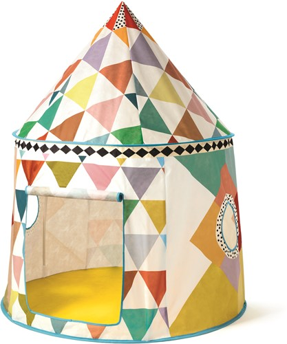 Djeco Cabane multicolore