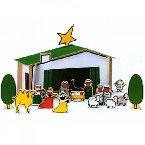 Bruna Kerststal