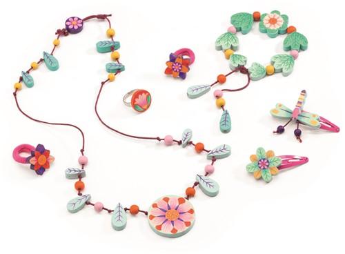 Djeco Bijoux Paradis des fleurs