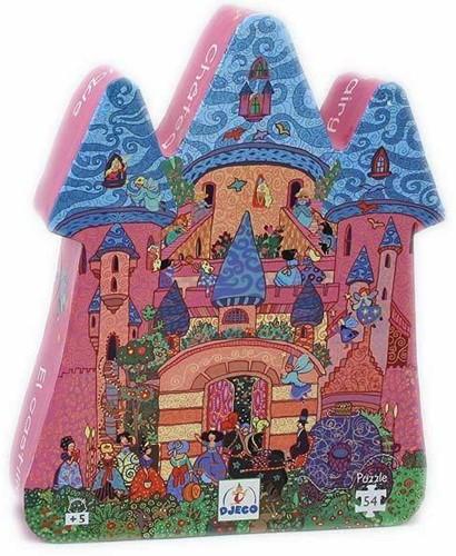 Djeco Château féerique - 54 pcs