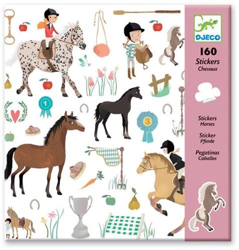 Djeco Les chevaux