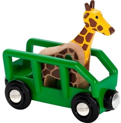BRIO Wagon Girafe - 33724