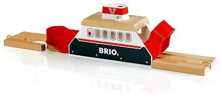BRIO Navire de transfert son et lumières - 33569
