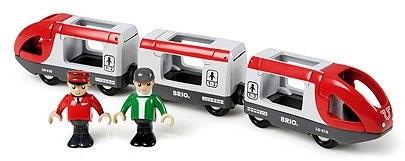 BRIO Train de voyageurs - 33505