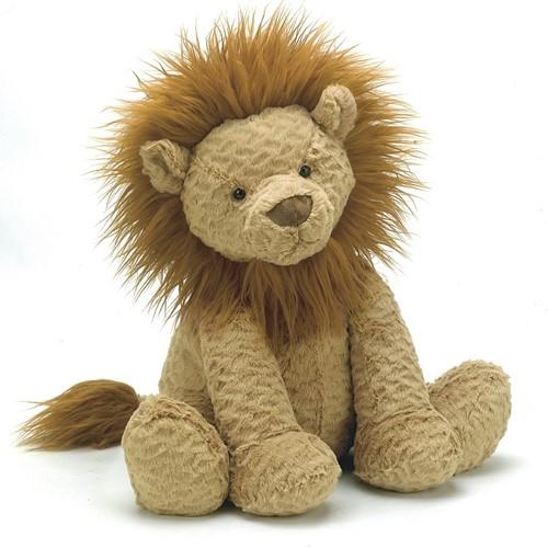 Jellycat  Fuddlewuddle Lion Grand - 44 cm