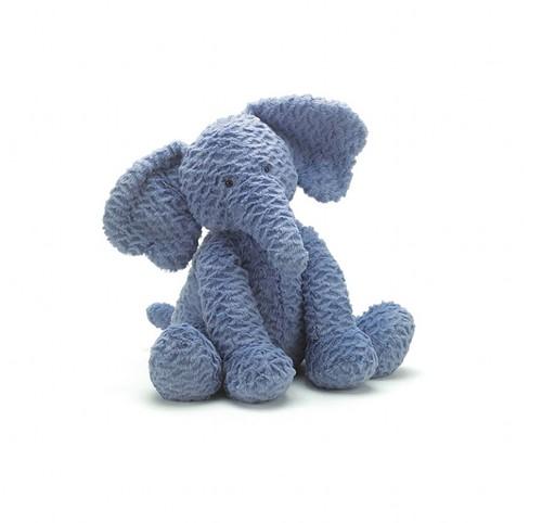 Jellycat  Fuddlewuddle Éléphant grand - 31 cm