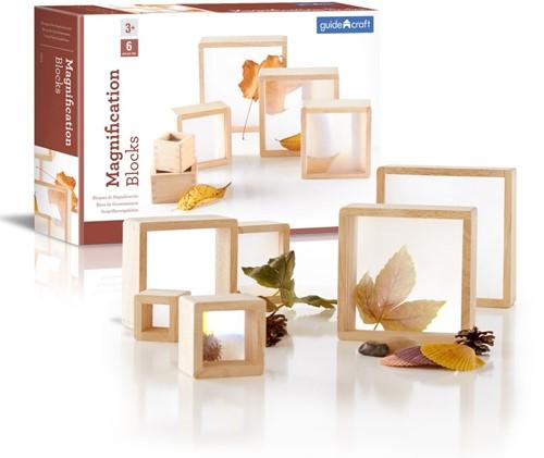 Guidecraft Magnification Blocks