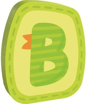 HABA Lettre en bois B