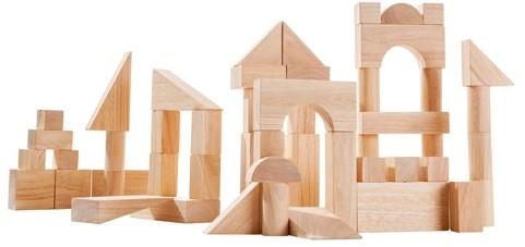 Plan toys 50 blokken
