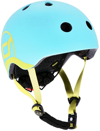 Scoot and Ride helm Blueberry - maat XS
