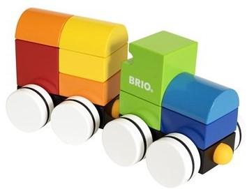 BRIO Train empilable magnétique - 30245