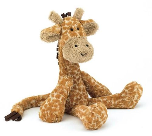 Jellycat  Merryday Girafe medium - 41 cm