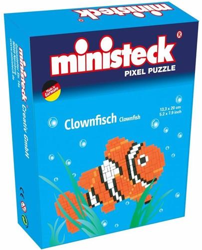 Ministeck - poisson clown