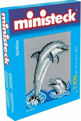 Ministeck - dauphin 1100 pcs