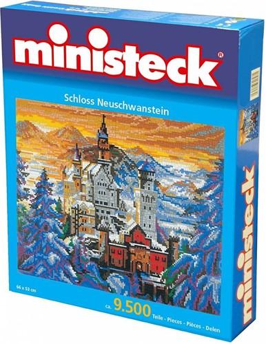 Ministeck - château Neuschwanstein - 9500 pcs