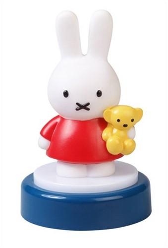 Bambolino Toys Miffy 33081 lumière de nuit pour bébé Autonome Bleu, Rouge, Blanc LED