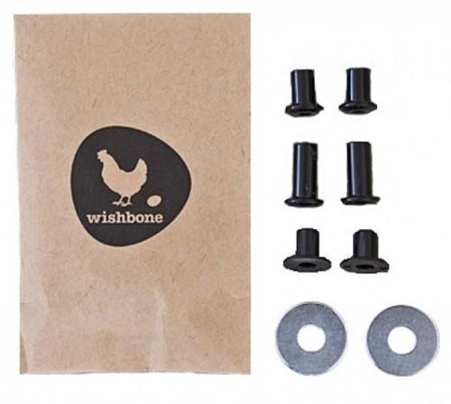 Wishbonebike Vélo Petites pièces pour essieu
