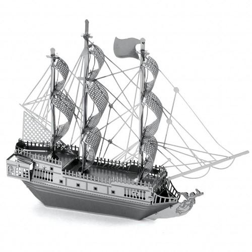 Metal Earth - Pirate Ship -Black Pearl-