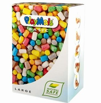 PlayMais  knutselspullen Large 700 stuks