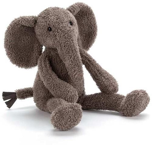 Jellycat - Peluche - Slackajack Éléphant petit