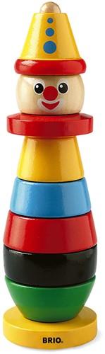 BRIO Clown à empiler - 30120