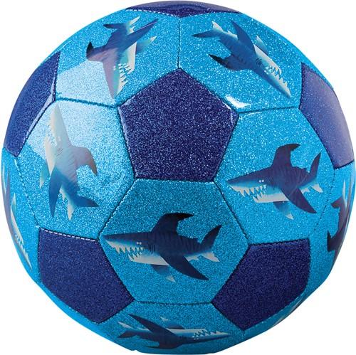 Crocodile Creek 18 cm Glitter Soccer Ball/Shark City
