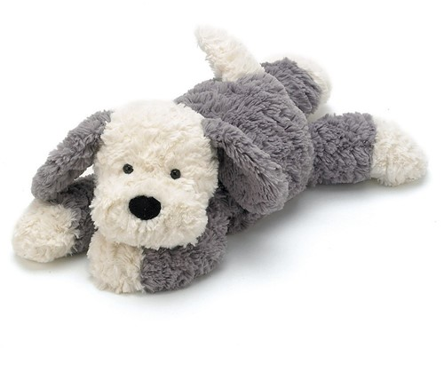 Jellycat Tumblie Chien de berger Medium - 35 x 12 cm