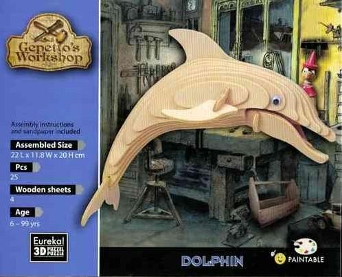 Eureka Gepetto's Workshop - Dolphin