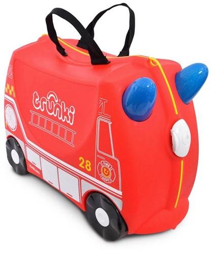 Trunki valise - Frank le camion de pompier