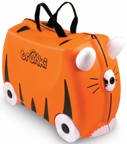 Trunki valise - Tipu le Tigre
