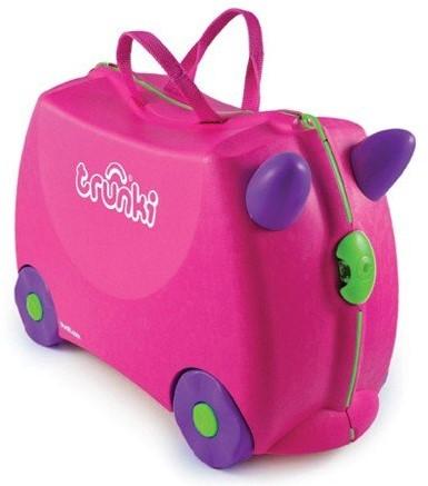 Trunki valise - Trixie rose